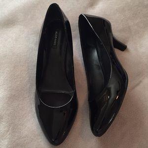 Black Alex Marie Heels, used once